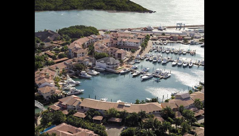 Tropisches Paradies in der Karibik