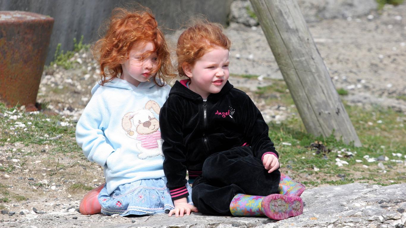 Insel der Redheads