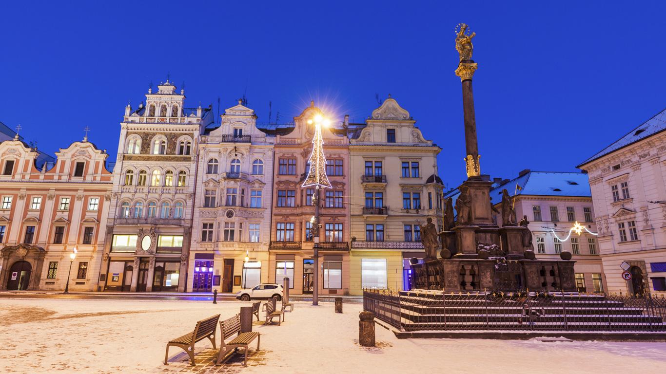 Pilsen, Tschechien – Kulturhauptstadt 2015