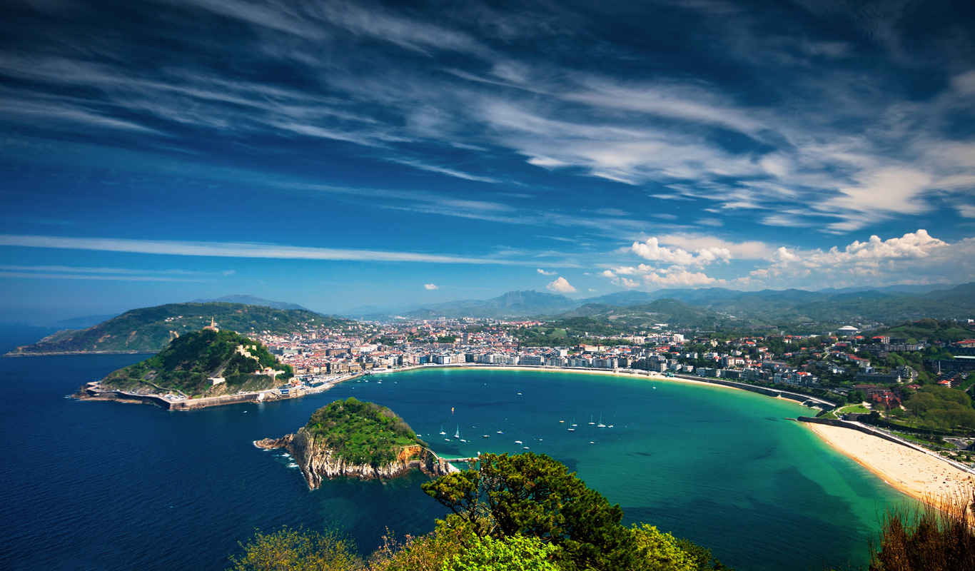 San Sebastián, Spanien – Kulturhauptstadt 2016