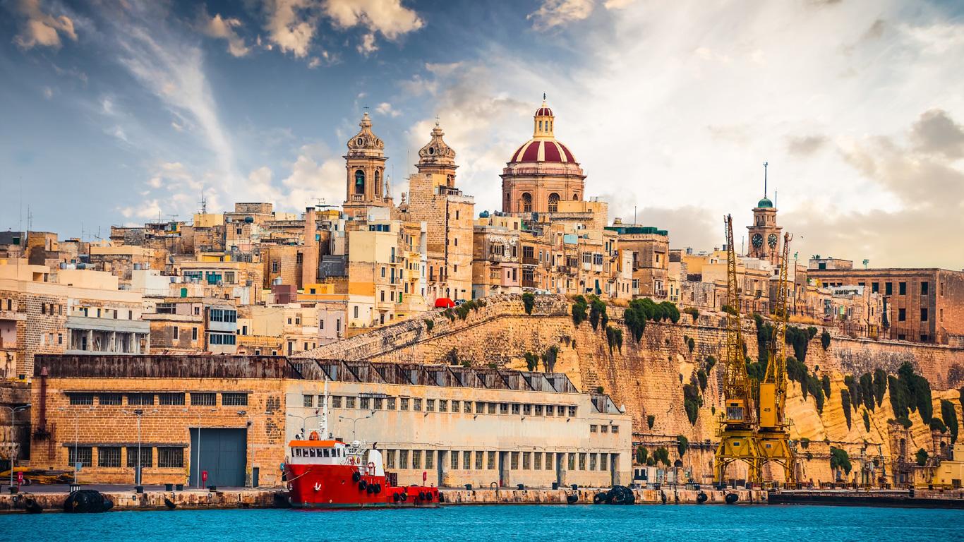 Valletta, Malta – Kulturhauptstadt 2018