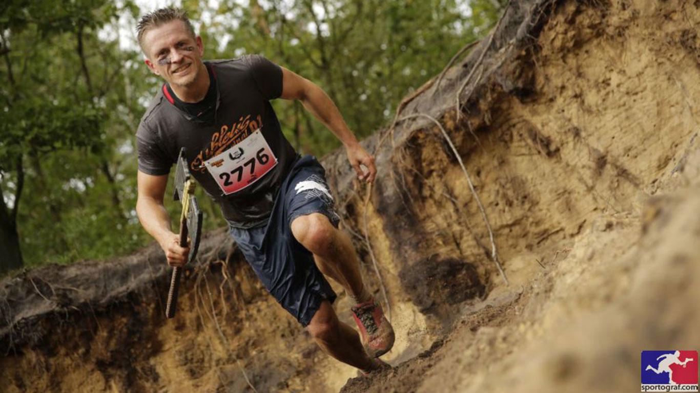 Hier geht´s ums nackte Überleben: Survival Run