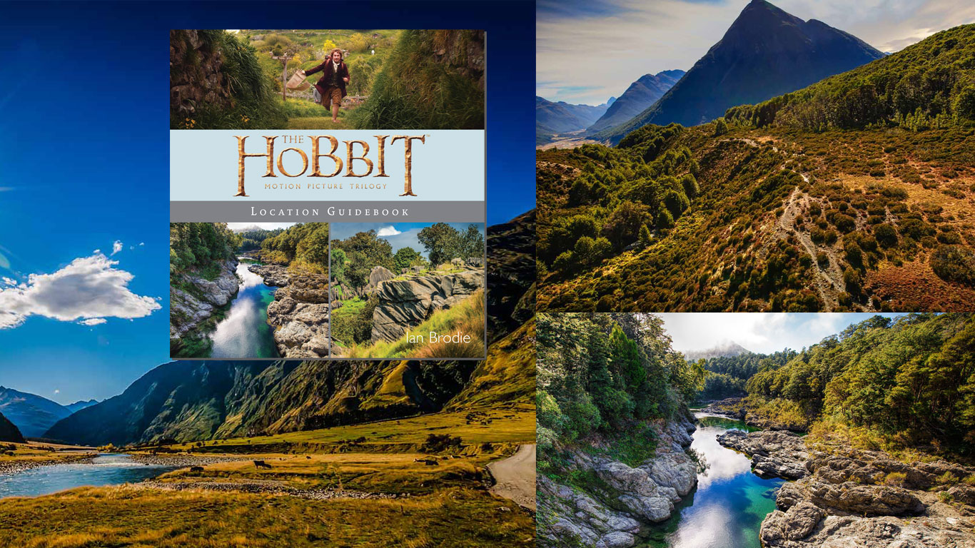 "Ian Brodie: ""The Hobbit Motion Picture Trilogy Guidebook"""