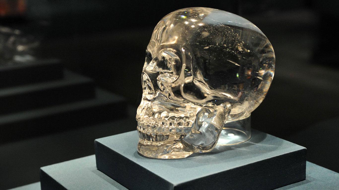 Die Kristallschädel