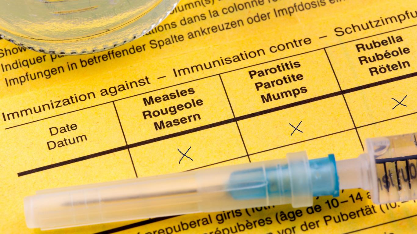 Impfschutz vor jeder Reise überprüfen!