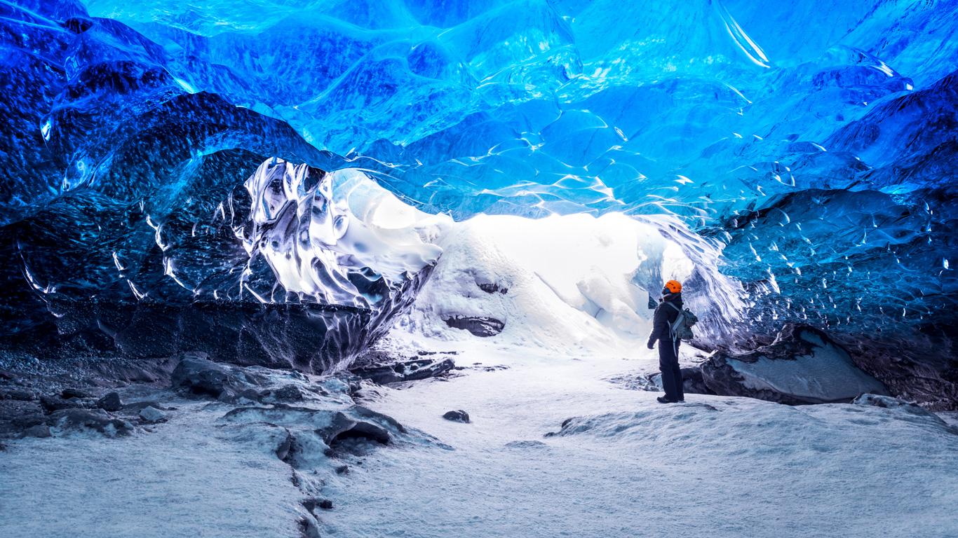 Gletscher – mystisches Eis