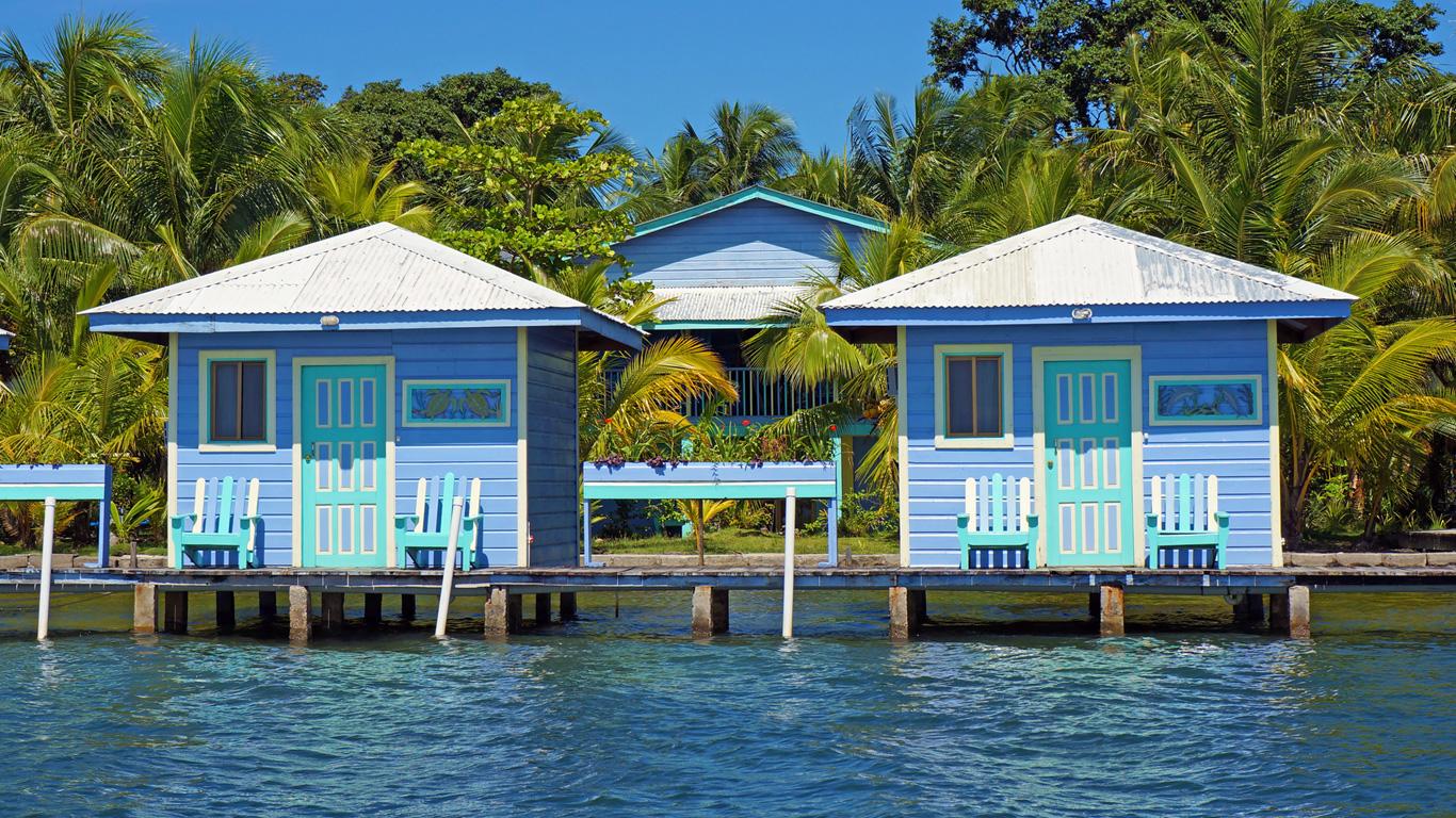 Inselparadies Bocas del Toro