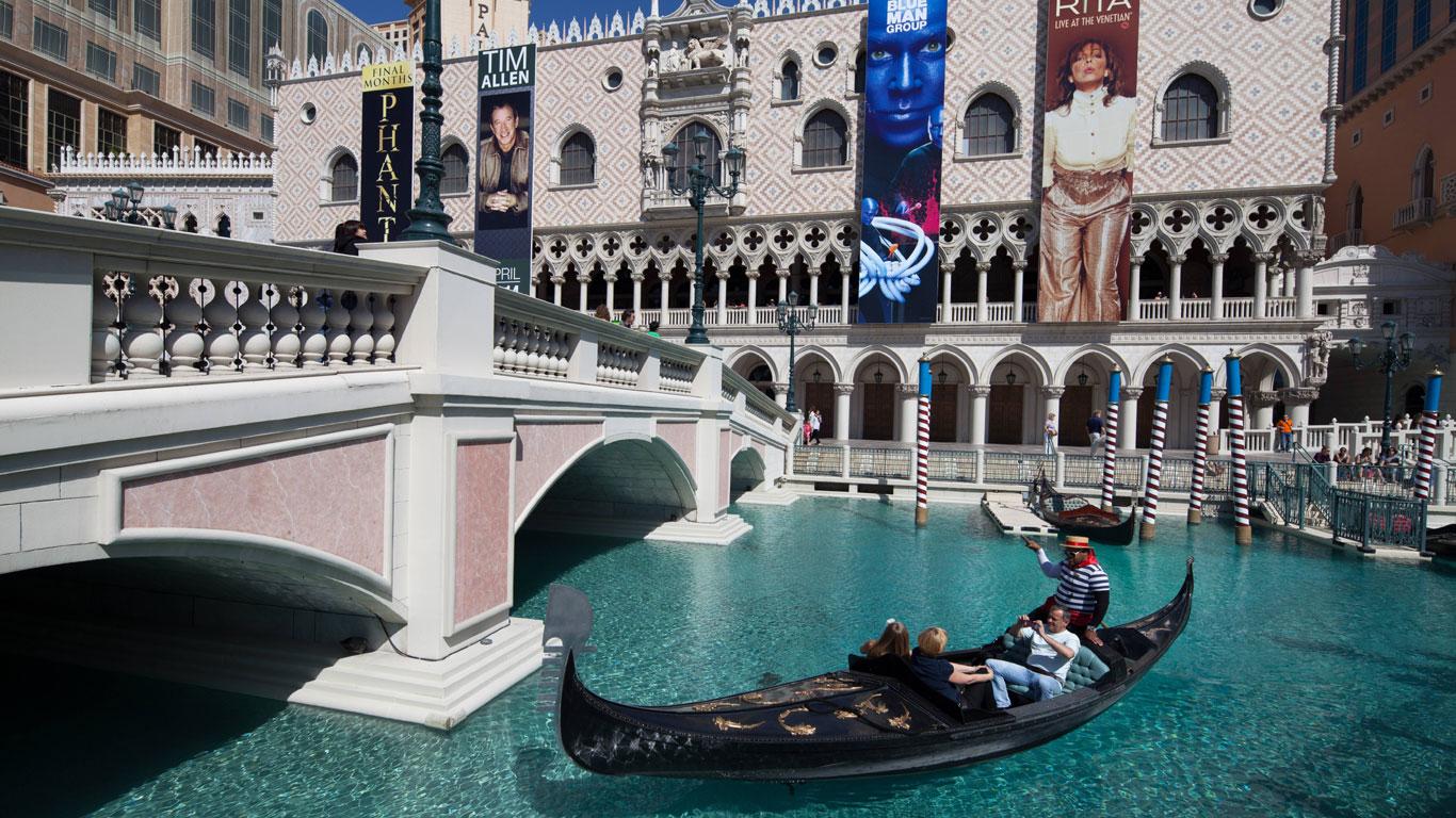 Kopie und Original: Von Vegas nach Venedig