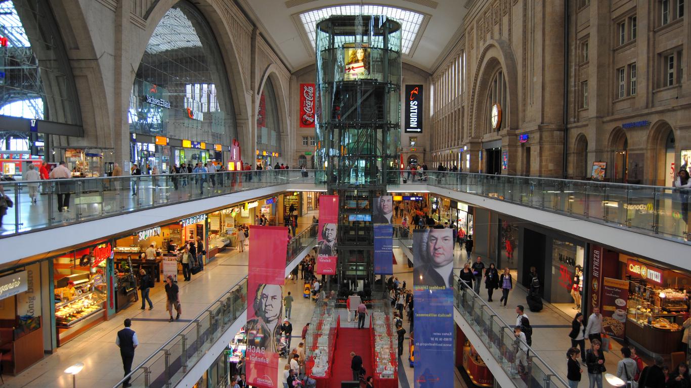 8. Leipzig