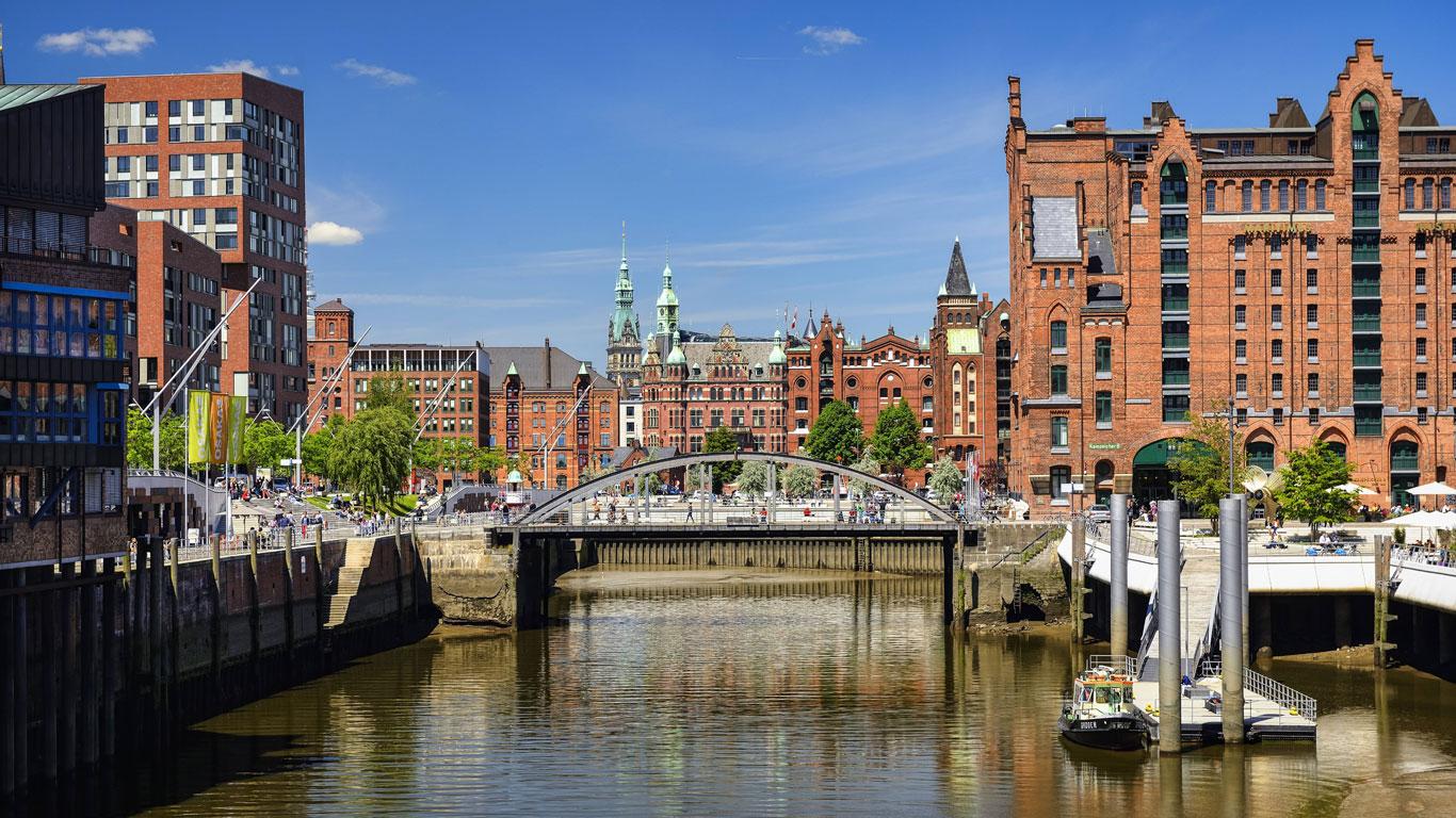 3. Hamburg