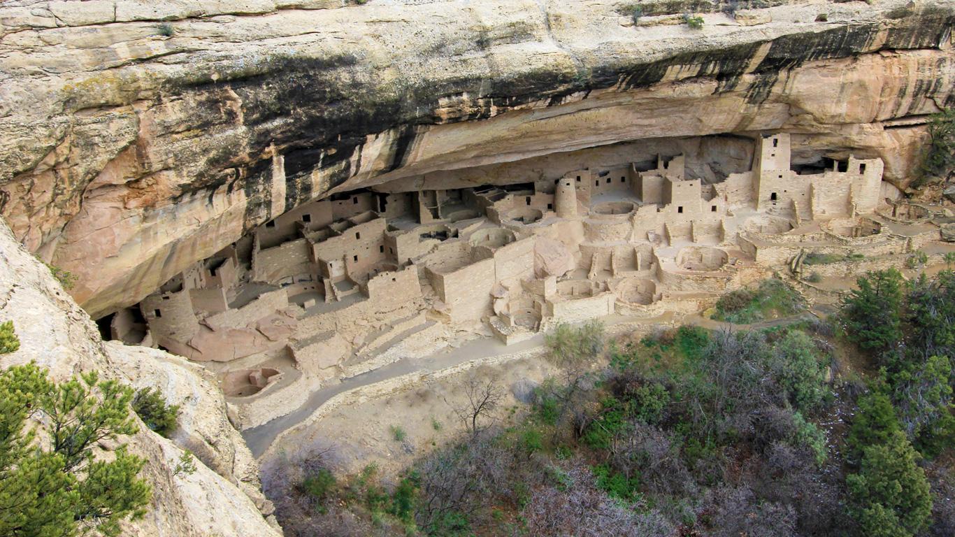 Mesa Verde Nationalpark und Chaco Culture