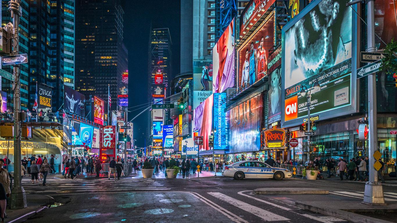 New York – Auf den Spuren von Carrie Bradshaw und Co.