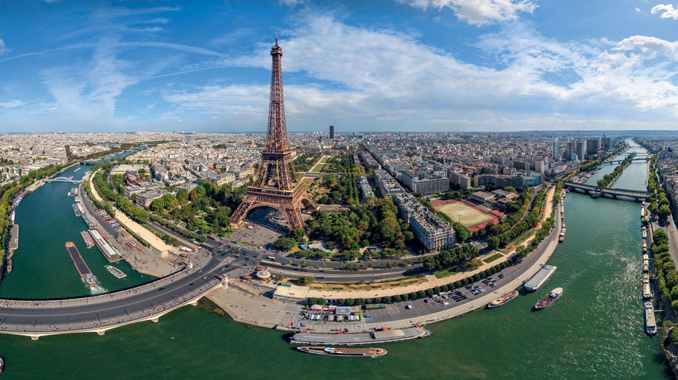 Eiffelturm, Frankreich