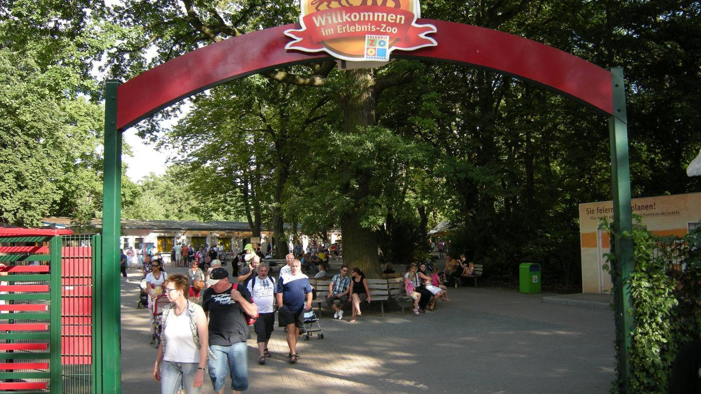Hannover: Reise um die Welt im Erlebniszoo