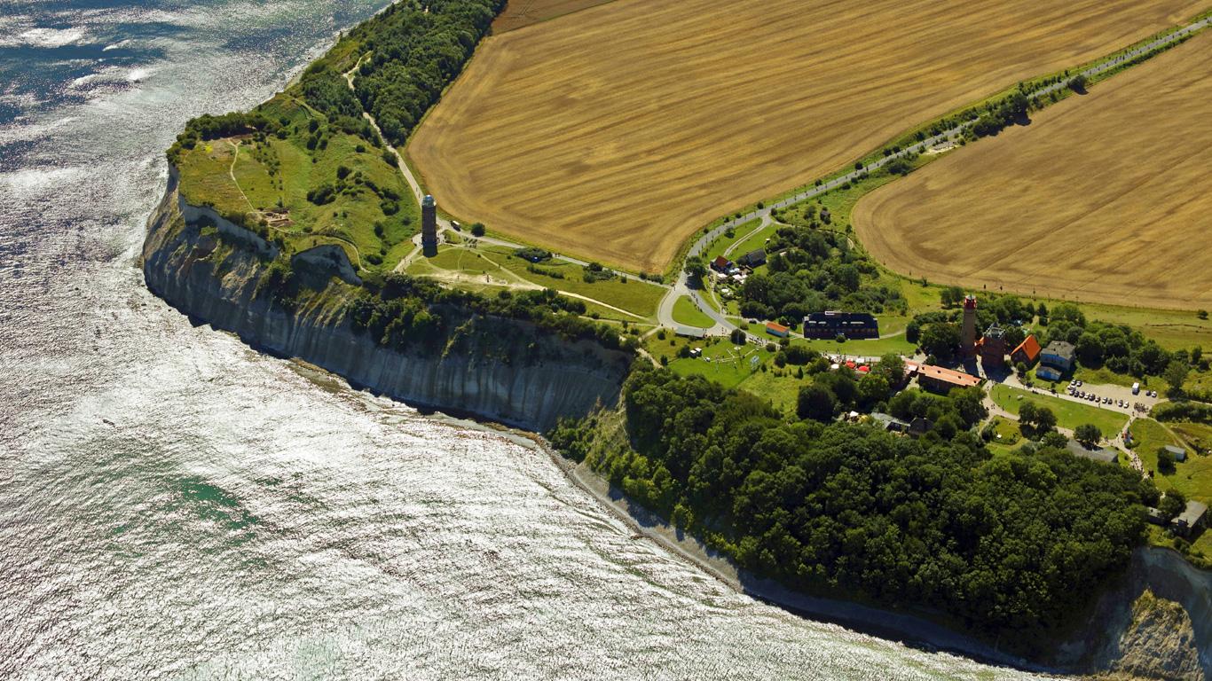 Kap Arkona: Die letzte Bastion der Heiden (Insel Rügen, Mecklenburg-Vorpommern)