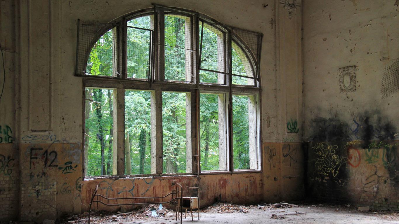 Beelitz-Heilstätten: Die Geisterklinik vor den Toren Berlins (Potsdam, Brandenburg)