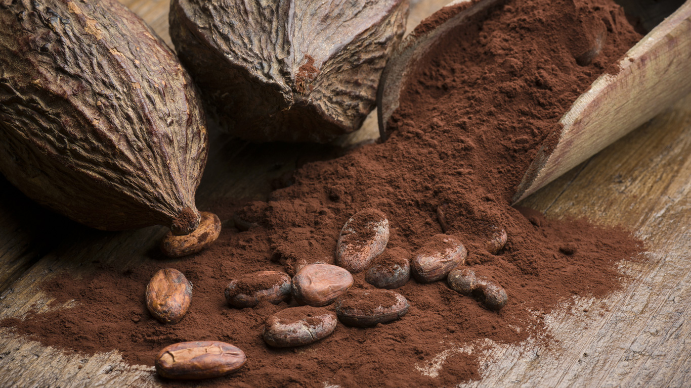 1 Kilo Kakao – 27.000 Liter Wasser